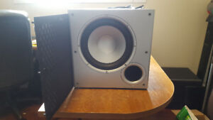 """Powered Subwoofers 10"""""""