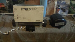 Hot Tub Heater, Blower, Pump and Breaker