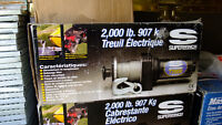 SUPERWINCH  2000 pound winches   brand new    Lacombe