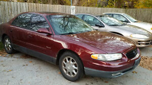 1999 Buick Regal 3.8 SUPERCHARHED Sedan