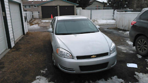 2011 chevy impala ls V6 3.5L 180kms automatic front wheel drive