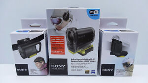 Sony Action Cam New WI-FI integre GoPro style