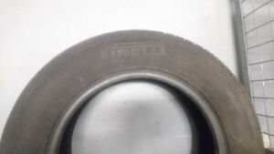 Used P195/65 R15 Tires -- Good for Honda Civic
