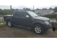 Nissan Navara 2.5dCi Auto Aventura * Roller Bed Cover * Leather * NAV * NO VAT