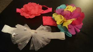 Baby girl headbands.