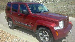 2008 Jeep Liberty north edition Wagon
