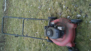 For sale Gas lawn mower and weed wacker
