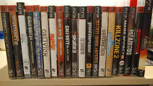 20 PS3 Games for $60