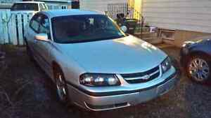 2002 Impala LS for sale
