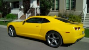 2013 Chevrolet Camaro 2LT Coupe (2 door)