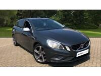 2011 Volvo V60 D3 R-Design Premium Manual W. Manual Diesel Estate