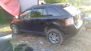 For Sale 2007 Ford Edge For Parts
