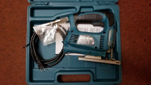 New Makita Jig Saw and Case