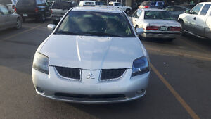 2005 Mitsubishi Galant Loaded Sedan