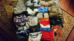 Size 8/10 and 10/12 boys clothing $40