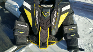 XL Bauer NXG Chest Protector