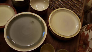 Denby (made in UK) Fire collection dining ware Kitchener / Waterloo Kitchener Area image 4