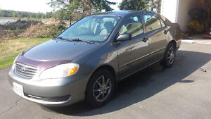 2005 Toyota Corolla CE (NEW INSPECTION)