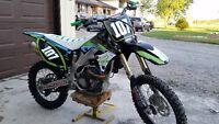 2011 KX250F Priced to sell!! Lots of upgrades!!