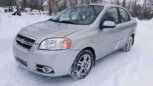 2009 Chevrolet Aveo LT with only 114665 kms for 3800 OBO