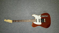 Guitare Tele hybride Warmoth