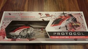New Protocol Tough-copter 3.5 channel radio control West Island Greater Montréal image 1