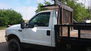 07 FORD F-450 Super Duty Flatbed