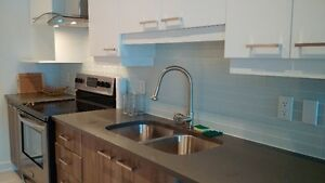 Available JULY 15! Brand new luxury 1 Bedroom condo 10m Downtown