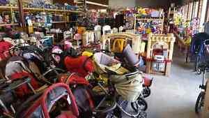 Toy Warehouse @clic klak mississauga