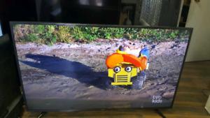 """58"""" samsung mu6100 4k smart tv $600"""