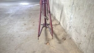 Raleigh frame w bent dropout
