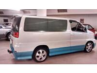 Nissan Elgrand Auto only 79,872 miles