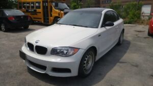 2009 BMW 1 Series 2dr Cpe 128i**AS IS SALE***