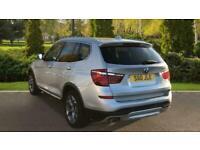 2016 BMW X3 xDrive20d xLine 5dr Step Automatic Diesel Estate
