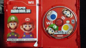 Super Mario Bros. Wii London Ontario image 2