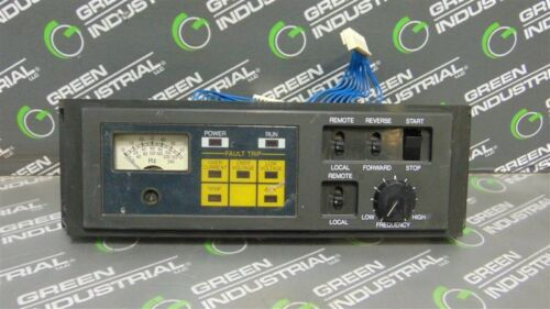 Used Allen Bradley Vf-4-2 0.55 Kw Variable Frequency Drive Control Module
