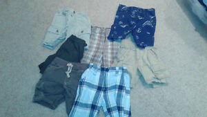 12 pieces 2T summer clothes