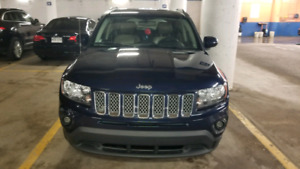 Jeep Compass 4WD 2014,seulement 54 000km