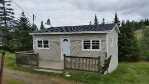 Penney`s Lane, Salmonier Line, cabin for sale
