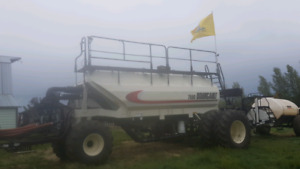 Bourgault 7550 air tank sectional control