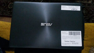 ASUS Laptop, 12Gb RAM, 1TB HDD, Quad Core, 3.3 Ghz