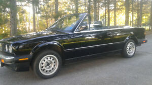 1988 BMW E30 325iC Convertible ( $ REDUCED $ )