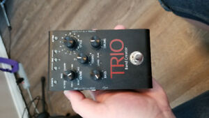 Digitech Trio Guitar Pedal for trade