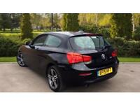 2015 BMW 1 Series 118i Sport 3dr Manual Petrol Hatchback