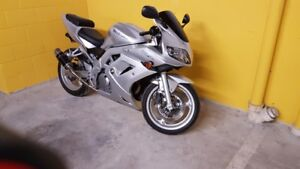 2003 Suzuki SV650S Mint condition