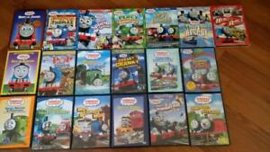 Thomas & Friends DVD's