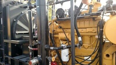 G3306ta Cat Natural Gas 200hp 1800rpm Power Gas Engine