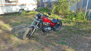 1986 Honda v45 Magna Bobber trade for boat