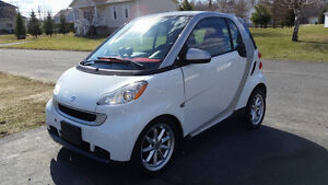 SMART FORTWO PASSION LIMITED  2009  TOIT PANORAMIQUE