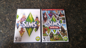Sims 3 & Pets expansion pack